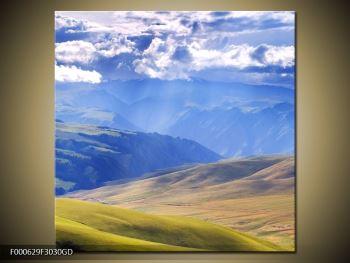 Obraz hor (F000629F3030GD)