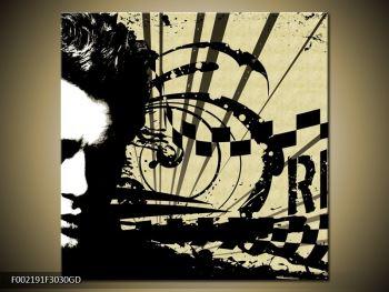 Obraz - James Dean (F002191F3030GD)