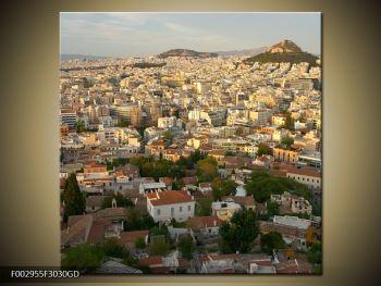 Obraz rozsáhlého města  (F002955F3030GD)