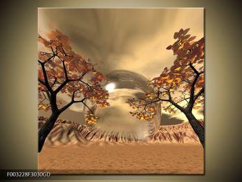 Moderný sklenený obraz F003228F3030GD (F003228F3030GD)