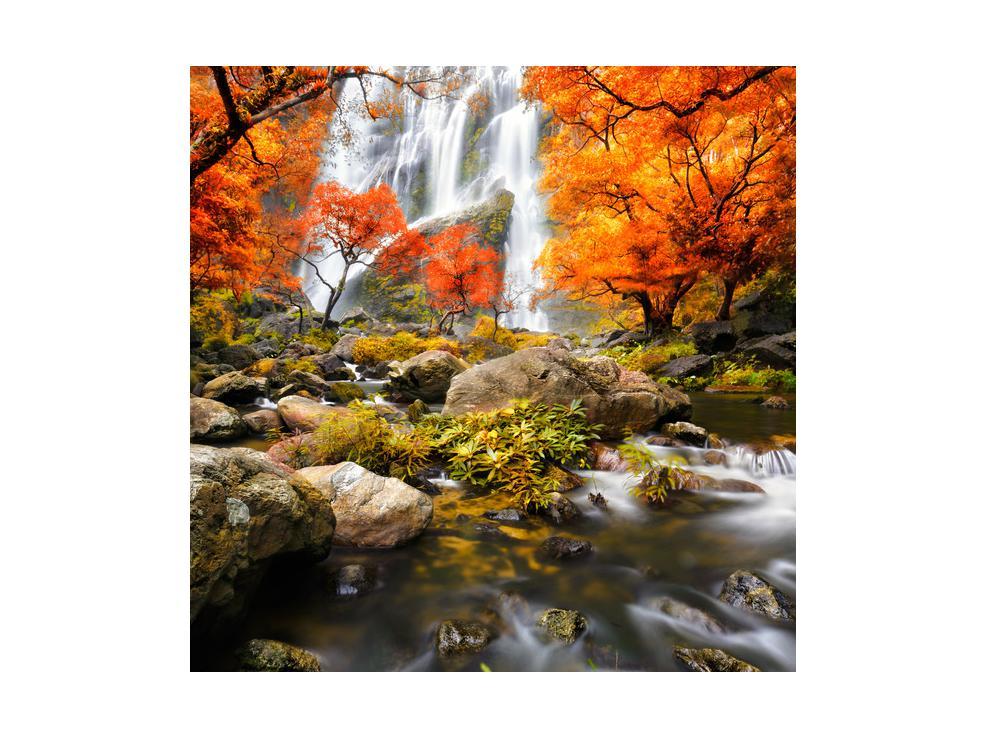 Slika jesenskog krajolika (K012335K4040)