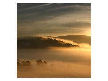 Obraz hor v mlze (F001451F4040)