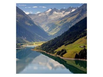 Obraz horského údolí (F001494F4040)