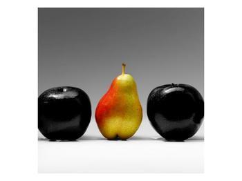 Obraz dvou jablek a hrušky (F001587F4040)