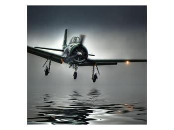 Obraz letadla  (F001593F4040)