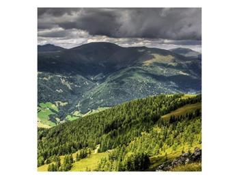 Obraz horského údolí (F001635F4040)