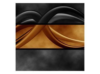 Dvoubarevný obraz chapadel (F002027F4040)