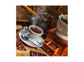 Tablou cu ceașca de cafea (K011128K4040)