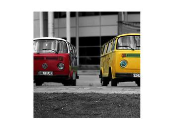 Obraz starých vozidiel (K011401K4040)