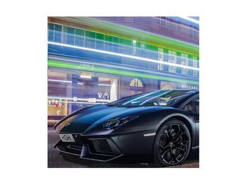 Tablou cu mașina rapidă (K011702K4040)