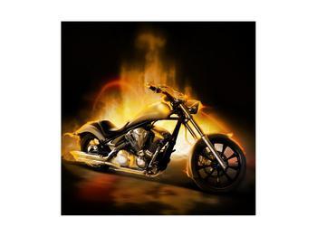 Tablou cu motocicleta (K012329K4040)