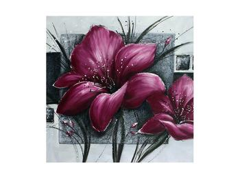 Tablou modern cu flori (K012355K4040)