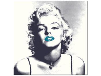 Obraz Marilyn Monroe s modrými rty (K014373K4040)