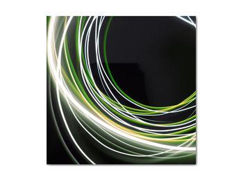 Obraz zelených čiar (V020054V4040)