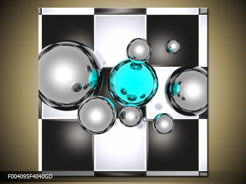 Moderný sklenený obraz F004095F4040GD (F004095F4040GD)