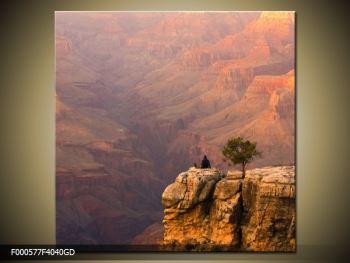 Obraz kaňonu (F000577F4040GD)