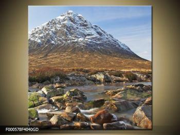 Obraz hory (F000578F4040GD)