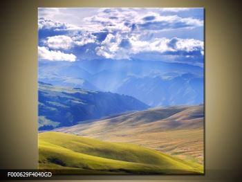 Obraz hor (F000629F4040GD)