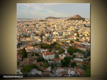 Obraz rozsáhlého města  (F002955F4040GD)