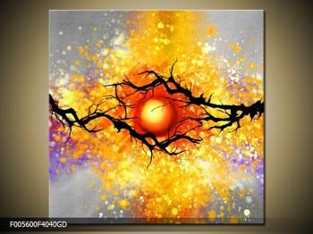 Moderný sklenený obraz F005600F4040GD (F005600F4040GD)