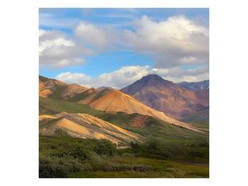 Obraz pohoří (F000525F5050)