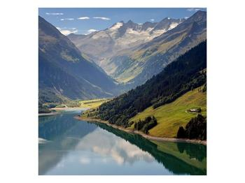 Obraz horského údolí (F001494F5050)