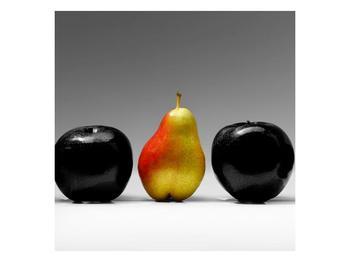 Obraz dvou jablek a hrušky (F001587F5050)