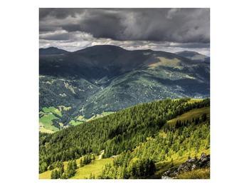 Obraz horského údolí (F001635F5050)