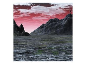 Obraz skalnaté přírody (F001712F5050)