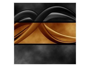 Dvoubarevný obraz chapadel (F002027F5050)