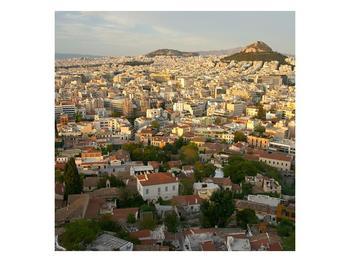 Obraz rozsáhlého města  (F002955F5050)