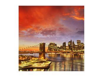 Tablou cu podul Brooklyn (K011278K5050)