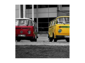 Obraz starých vozidiel (K011401K5050)
