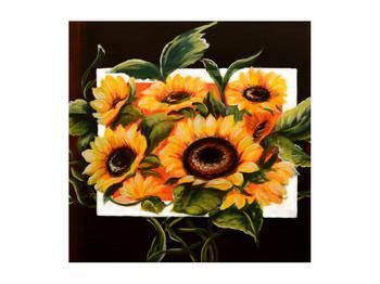 Obraz slunečnic (K011496K5050)