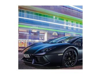 Tablou cu mașina rapidă (K011702K5050)