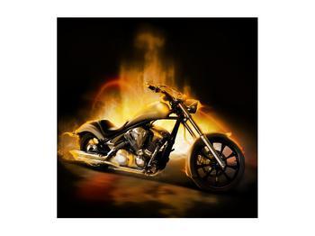 Tablou cu motocicleta (K012329K5050)