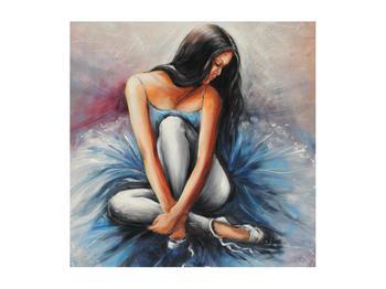 Tablou cu balerină (K012736K5050)