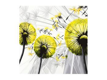 Tablou galben cu păpădii (K014028K5050)