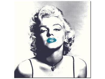 Obraz Marilyn Monroe s modrými rty (K014373K5050)