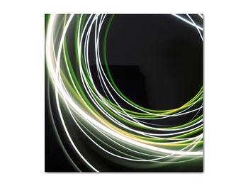 Obraz zelených čiar (V020054V5050)