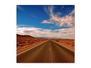 Obraz dlhej cesty (V020076V5050)