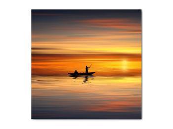 Obraz - plavba na loďke (V020168V5050)