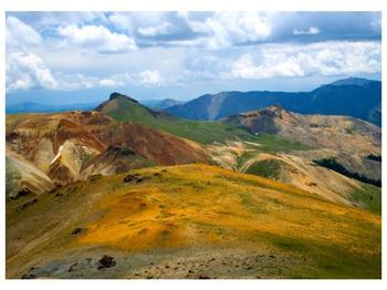 Obraz pohoří (F000517F7050)