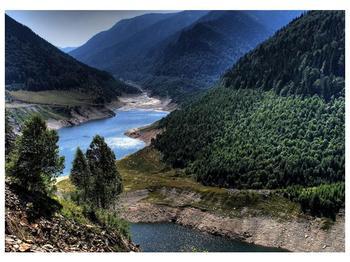 Obraz řeky a hor (F000615F7050)