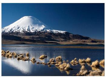 Obraz zasněžené hory (F000974F7050)