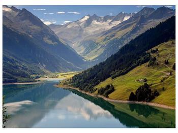Obraz horského údolí (F001494F7050)