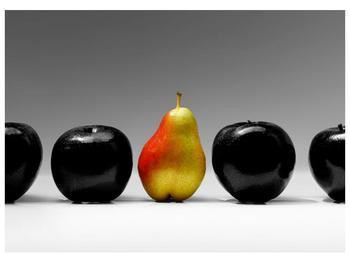 Obraz dvou jablek a hrušky (F001587F7050)