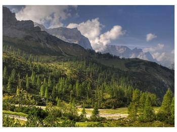 Krásný obraz hor (F001632F7050)