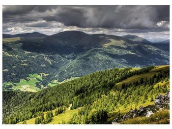 Obraz horského údolí (F001635F7050)