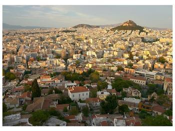 Obraz rozsáhlého města  (F002955F7050)
